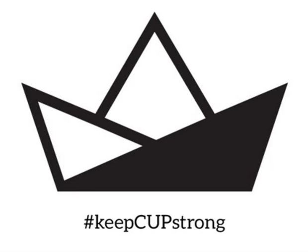 keepCUPstrong