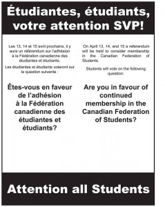 DSU CFS referendum notice