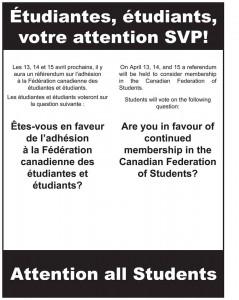 DSU CFS referendum notice